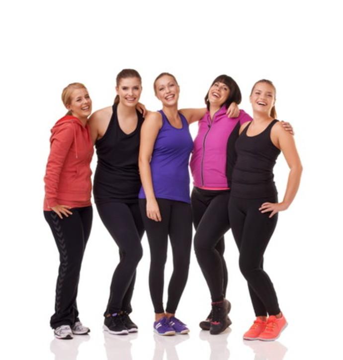 Corpo a clessidra, a pera o a mela: l'allenamento più adatto a te