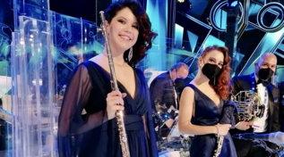 Sanremo 2021: gli abiti creati da Atelier Emé per le musiciste