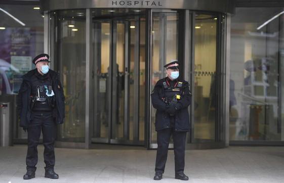 Il principe Filippo ricoverato al St Bartholomew's Hospital