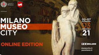 Milano MuseoCity: 85 musei cittadini aperti online