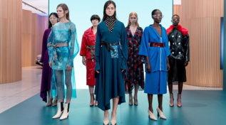 Il mondo sostenibile dello stilista
