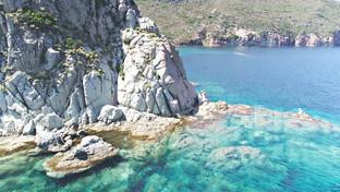 Donnavventura a Capraia, isola bella e selvaggia