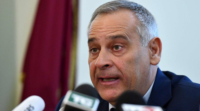 Lamberto Giannini nuovo capo della polizia   Lamorgese: una garanzia