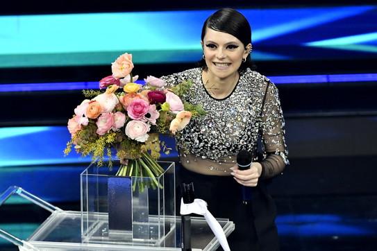 """Sanremo 2021, idee make up: lo sguardo """"bold"""" di Francesca Michielin"""