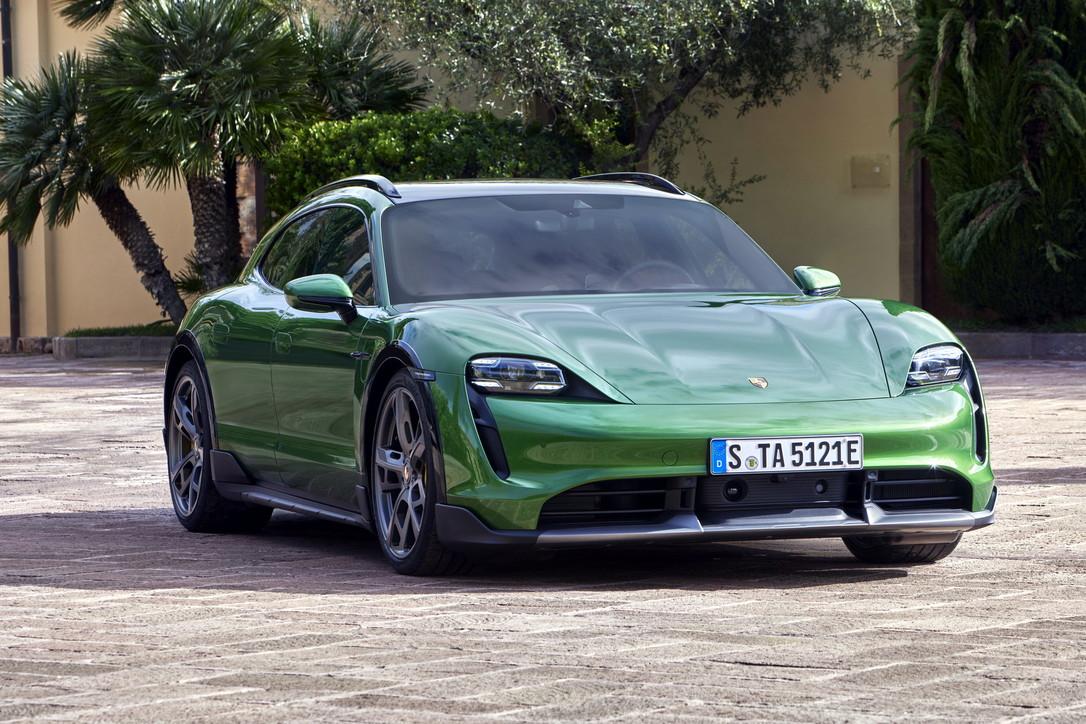La Super Wagon Porsche