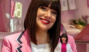Barbie celebra un nuovo modello di ispirazione ed empowerment: Cristina Fogazzi,L'Estetista Cinica