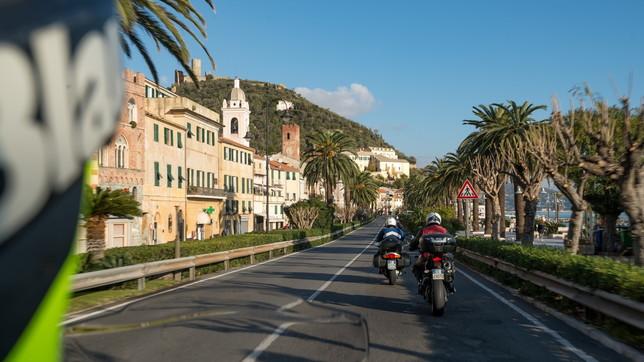 Liguria: una regione che ama le due ruote