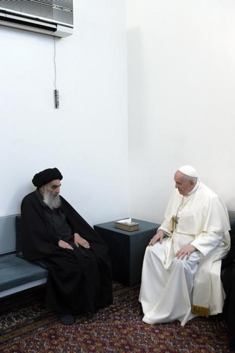 Continua la visita del Papain Iraq, oggi a Najaf, Ur eNassiriya