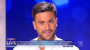 """Pierpaolo Pretellie il rapporto con la famiglia dopo il """"GF Vip"""": """"Devo chiarire con mia madre"""""""
