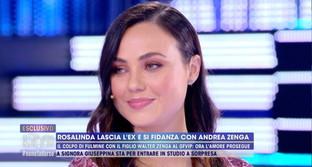 """Rosalinda Cannavò: """"Ho sofferto di anoressia, sono arrivata a pesare 32 chili"""""""