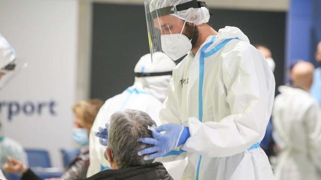 Sardegna zona bianca: test in aeroporto per chi arriva a Cagliari