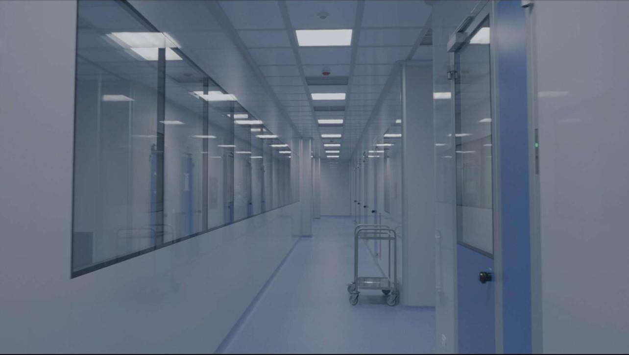 Dentro lo stabilimento lombardo diAdienne, l'azienda che produrrà lo Sputnik V