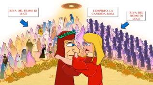 """""""La Divina Commedia"""" di Dante riassunta in 3d"""