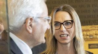 Valentina Vezzali nominata sottosegretario allo Sport