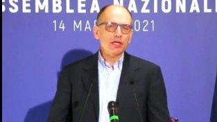 Pd, Enrico Letta eletto segretariocon 860 sì, 2 no e 4 astenuti