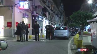Sparatoria a Napoli, ucciso un 78enne