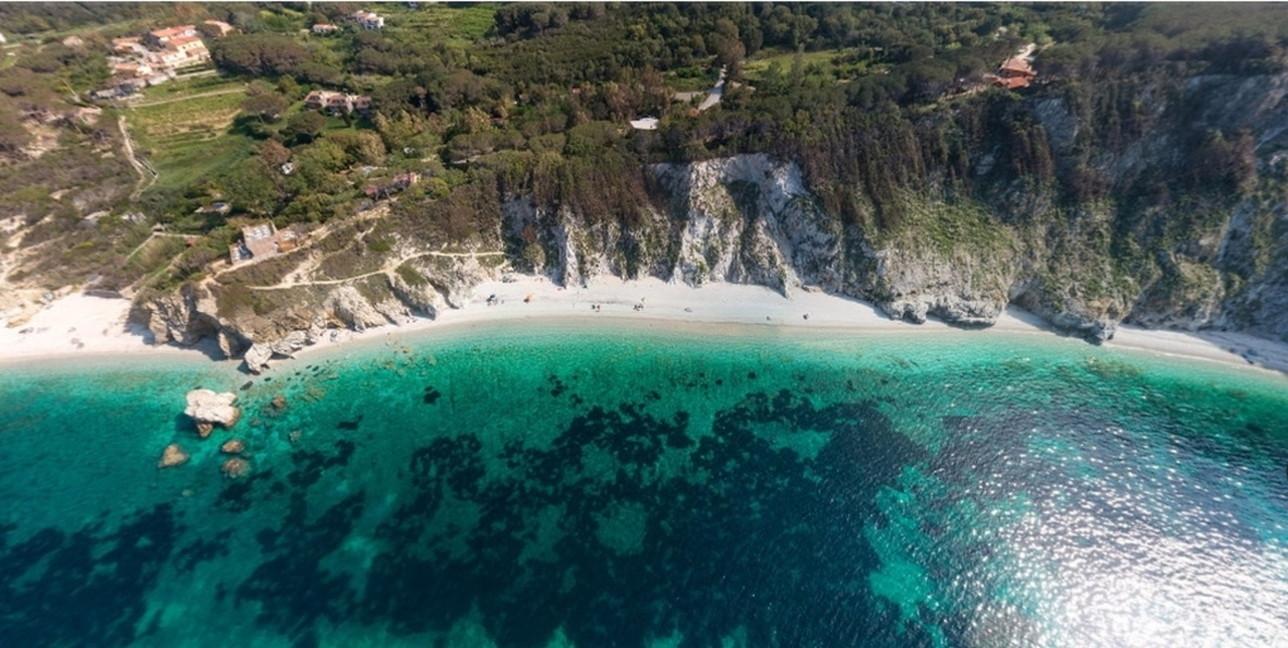 Sansone, una delle più belle spiagge d'Europa per Tripadvisor