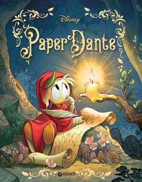 """Dante, per i 700 anni dalla morte Paperino veste panni del sommo poeta in """"PaperDante"""""""
