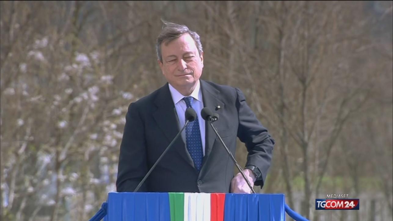 """Covid, chi sono le""""vittime simbolo della resistenza civile"""" citate dal premier Draghi"""
