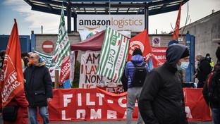 Lo sciopero dei dipendenti Amazon