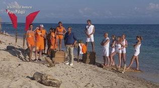 """""""Το νησί των διάσημων"""", οι Buriños κερδίζουν τη δοκιμή ανταμοιβής"""