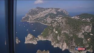 Pesca di frodo di datteri a Capri: distrutto ecosistema dei Faraglioni