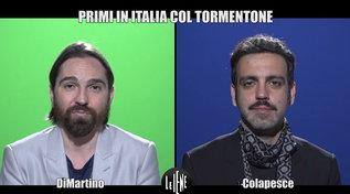 """Colapescee Dimartino e ilsuccesso di """"Musica leggerissima"""": """"Potevamo vincere Sanremo"""""""