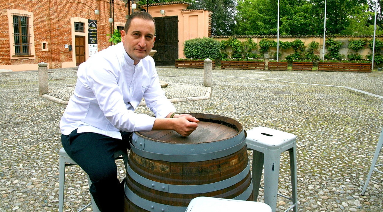 Chef Damiano Dorati e la ricetta di Pasqua