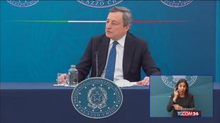 Draghi: Biden fondamentale per nuovi rapporti Usa-Ue