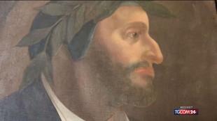 E se Dante fosse questo con la barba?