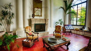 Arredo:Jungalow style per una casa green dall'aria bohemien