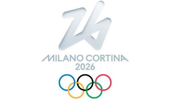 """Milano-Cortina 2026: è """"Futura"""" il logo dei Giochi invernali"""