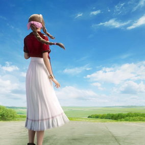 Aerith Gainsborough e la leggenda di Final Fantasy VII