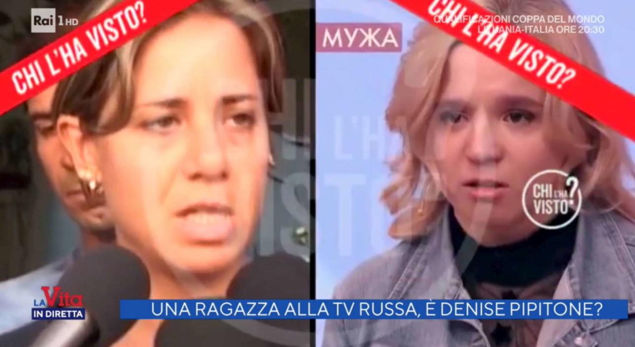 Denise Pipitone, Russia. L'avvocato Frazzitta a Italia Si: