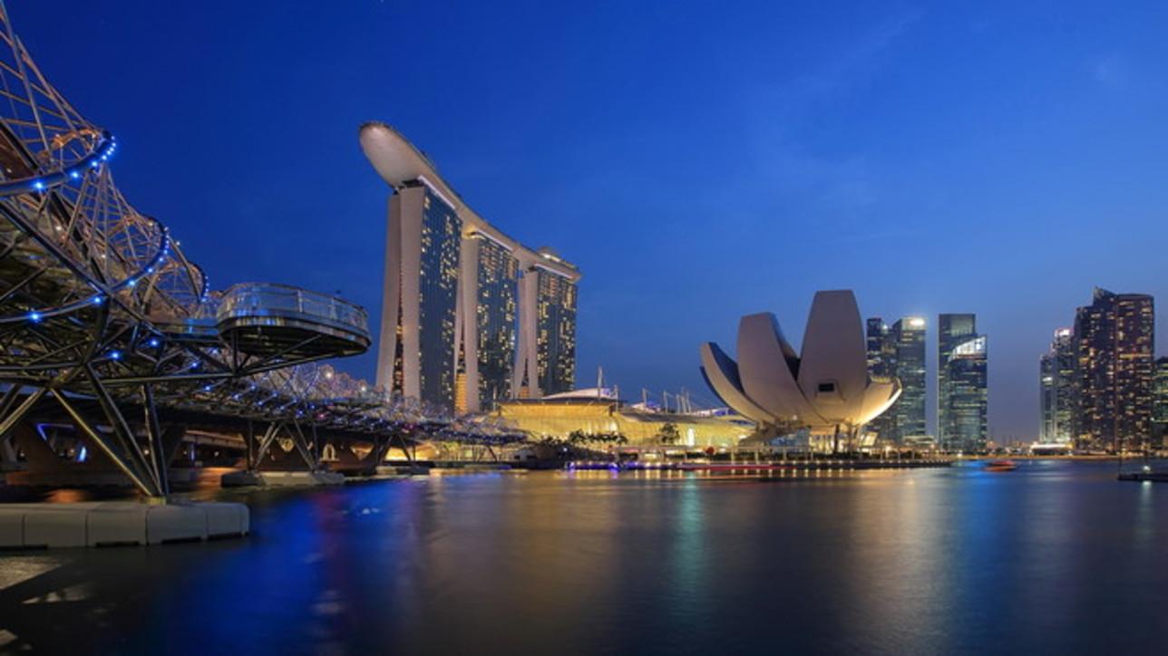 Singapore e le sue fantasmagoriche architetture