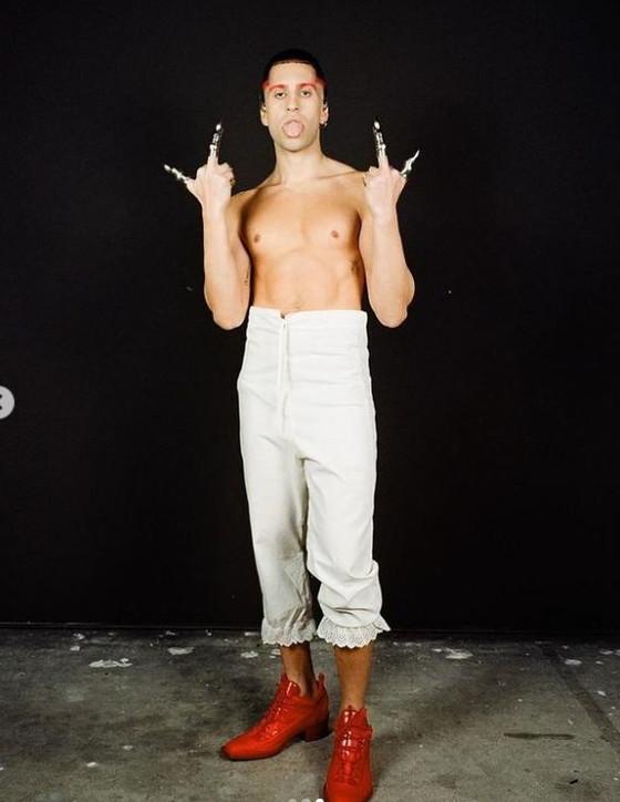 Mahmood contro l'omofobia