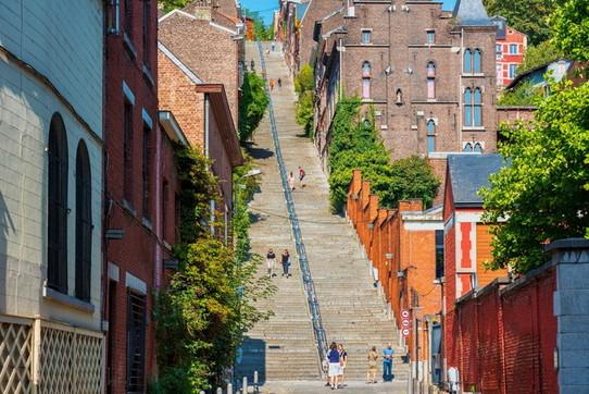 Le scalinate più pazzesche del mondo