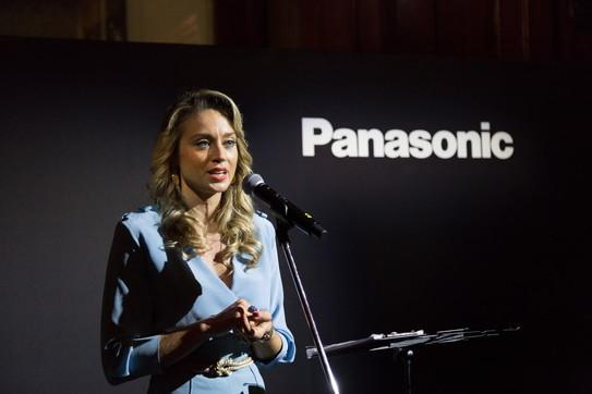 Francesca Micheli,Communication e PR Manager di Panasonic