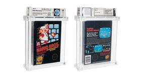 Usa: ritrova una copia di Super Mario nel cassetto dopo trentacinque anni, la rivende a 660mila dollari
