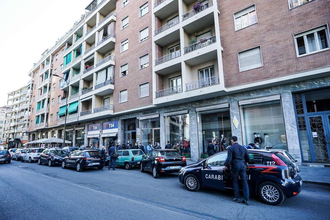 Torino, 91enne ucciso a coltellate in casa