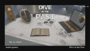 Dive in the Past, il trailer ufficiale