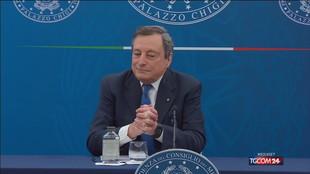 """Draghi: """"Von der Leyen umiliata da Erdogan"""""""