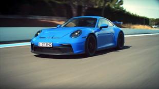 La nuova 911 GT3 regina del Nurburgring