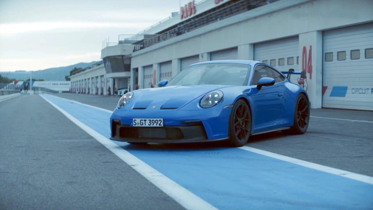 Porsche, ecco la 7° edizione della 911 GT3