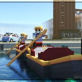 Videogiochi: Venezia festeggia i suoi 1600 anni con una mappa speciale di Minecraft