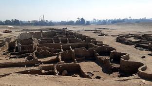 """Egitto, ritrovata la """"cittàd'oro perduta"""": risale a 3mila anni fa"""