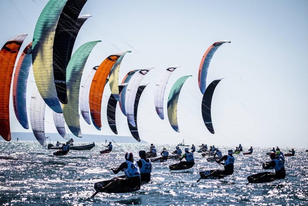 Vada: vele al vento in Toscana