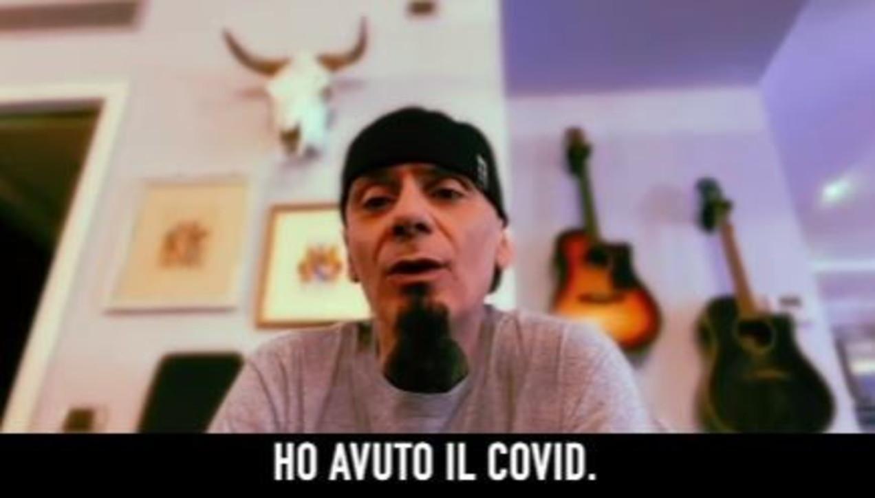"""J-Ax: """"Ho fatto il Covid e sono arrabbiato"""""""