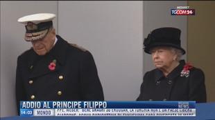 Breaking News delle 14.00 | Addio al Principe Filippo