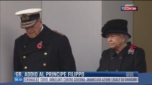 Breaking News delle 16.00 | Gb, addio al Principe Filippo